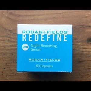 Rodan + Fields Night Renewing Serum 60 capsules 🆕